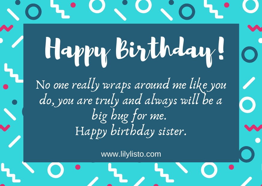 free happy bday sis images