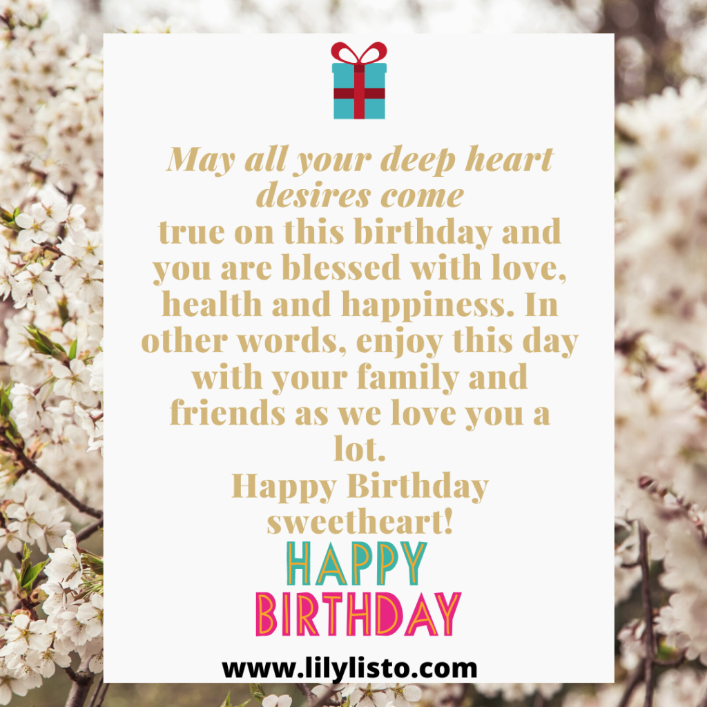 Emotional Birthday Wishes For Sister Heart Touching Wishes For Sister