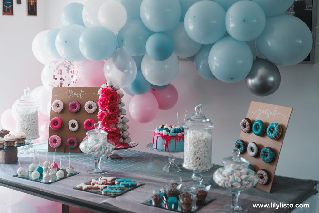 Decoration ideas for sister Birthday