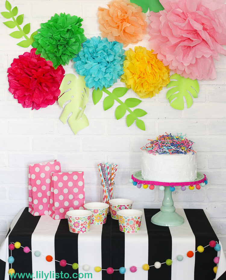 Birthday Celebration Ideas