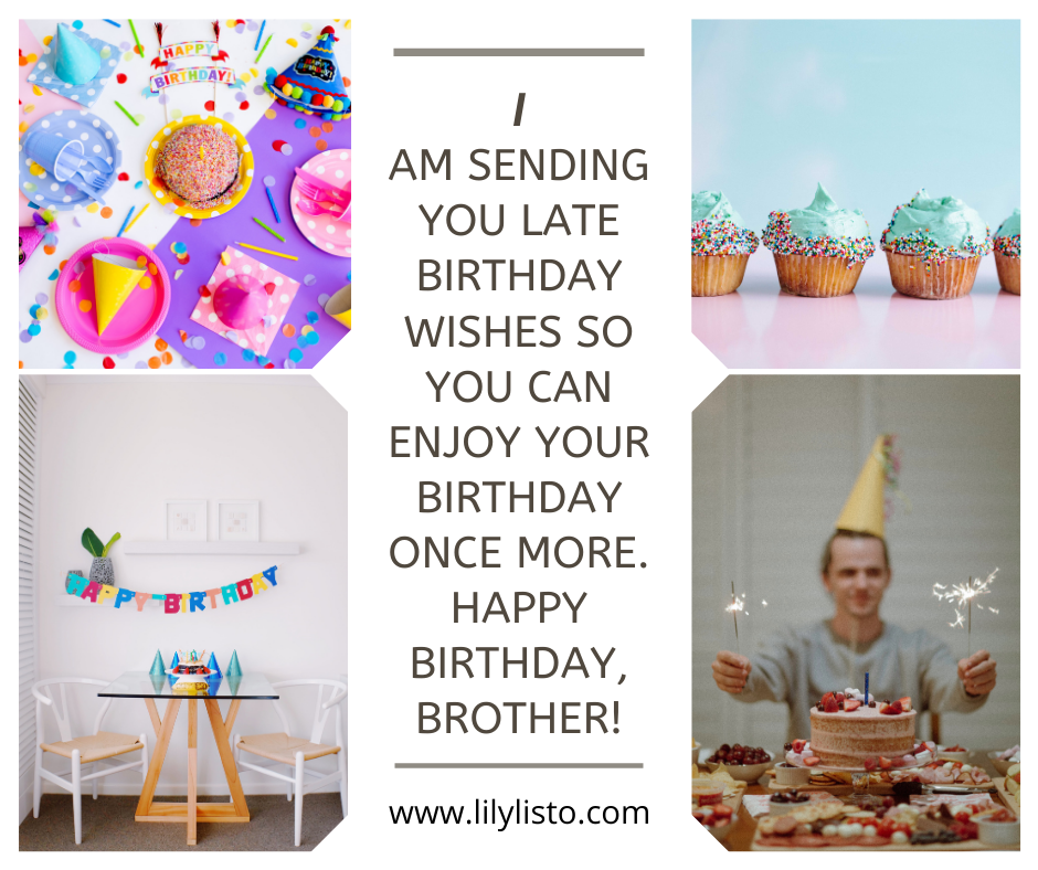 late wishes for birthday