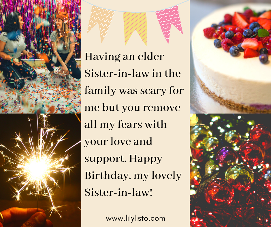 thoughtful birthday wishes for sister-in-law pic