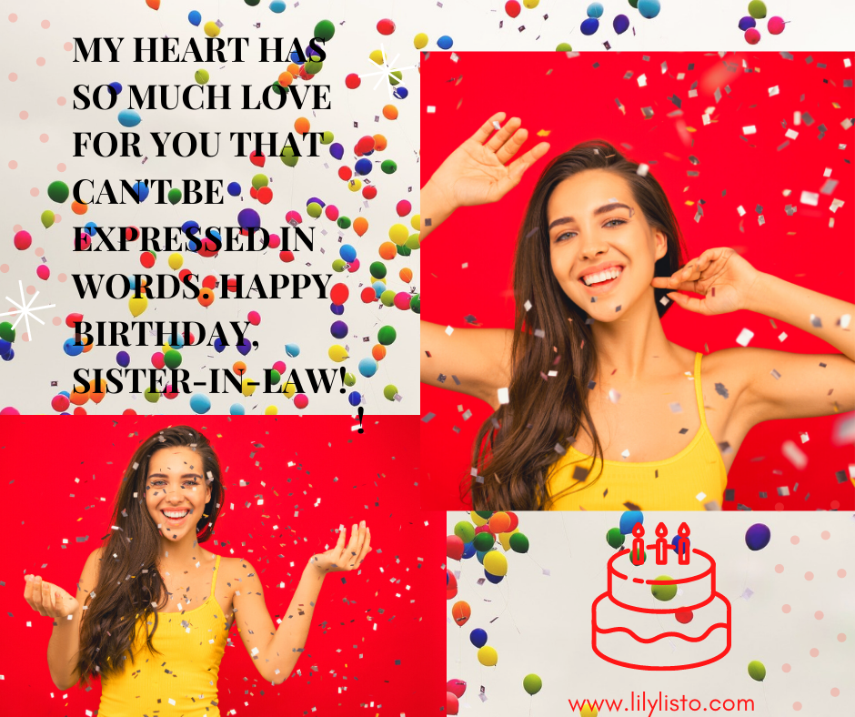 heart touching birthday wishes for sister quotes