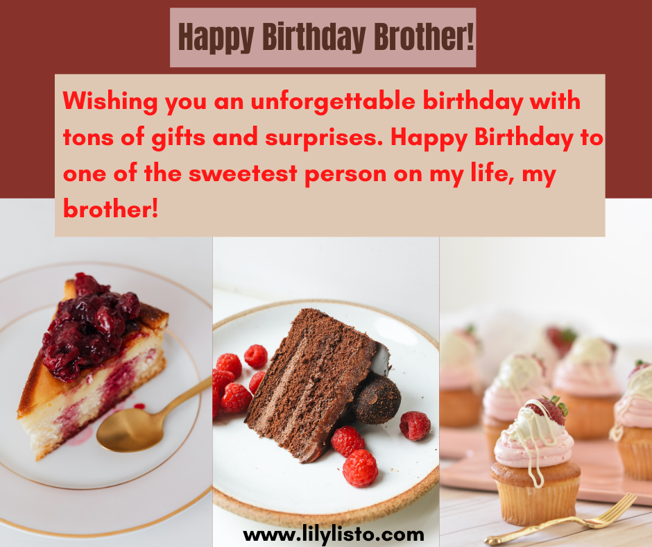 happy birthday quotes for brother birthday