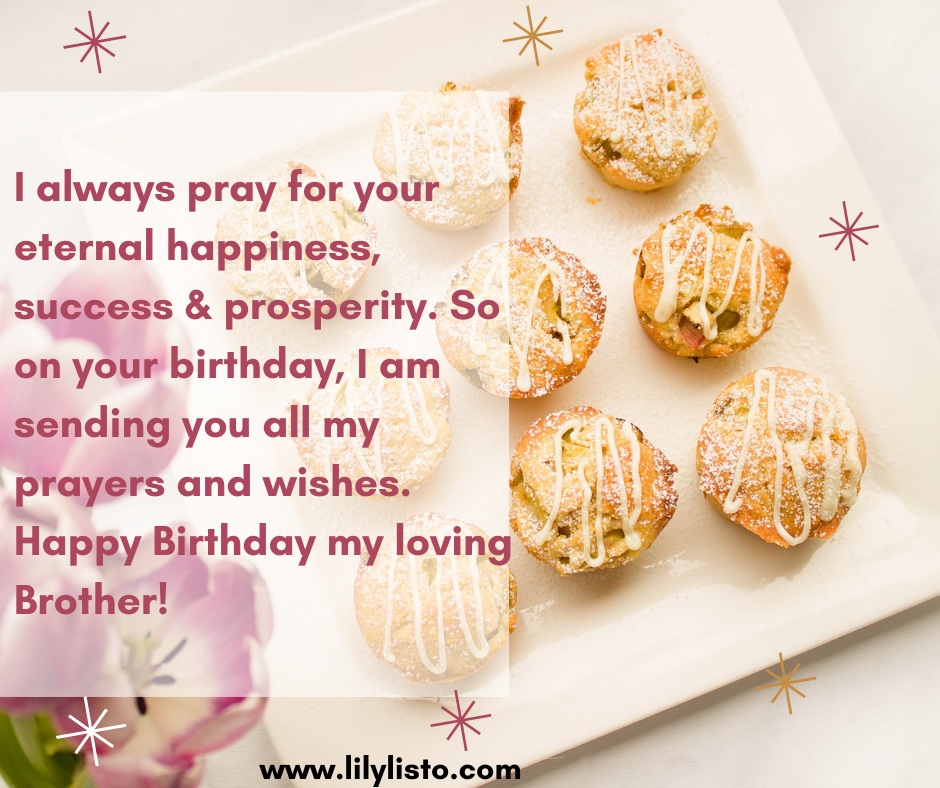 emotional birthday quotes for brother