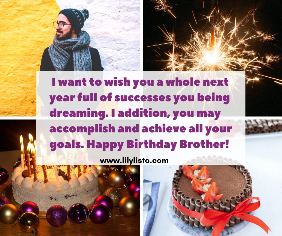 happy birthday brother inspirational quotes