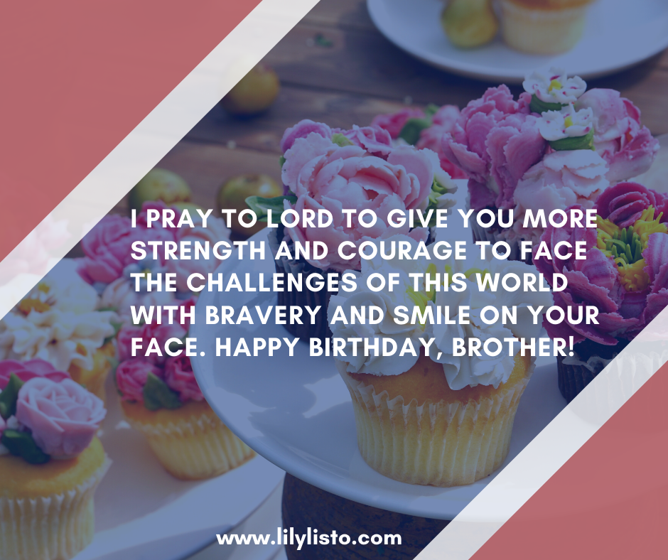 prayers for brother birthday